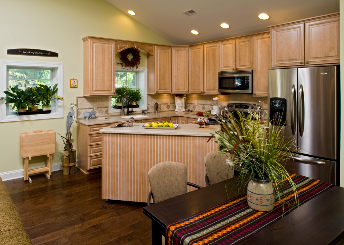 In Law Suite Kitchen Bel Air Construction Maryland