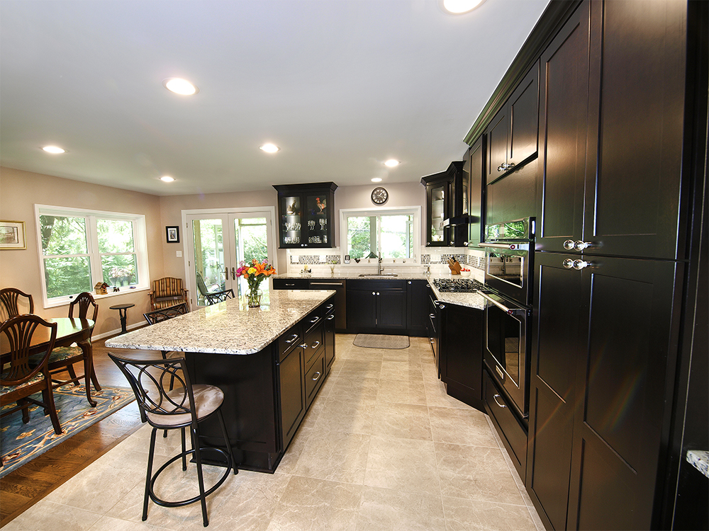 Walker Kitchen BelAir Construction Maryland Baltimore Remodeling - Kitchen remodeling bel air md