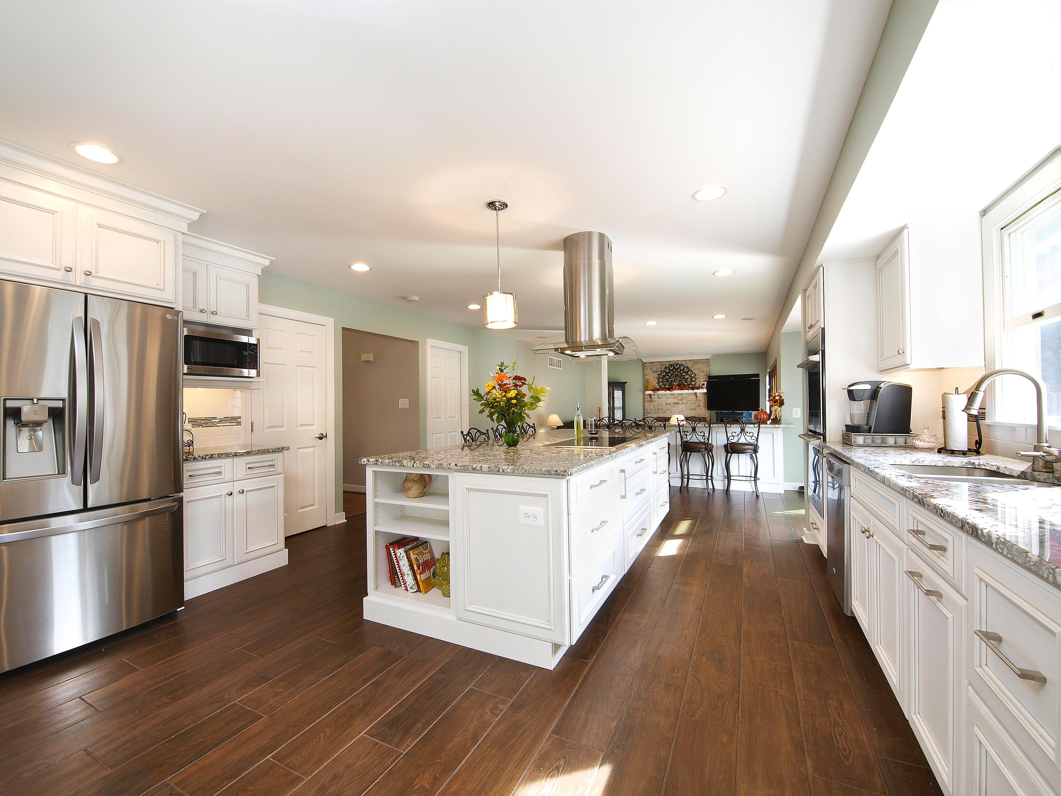 Large Open Floor Plan Remodel