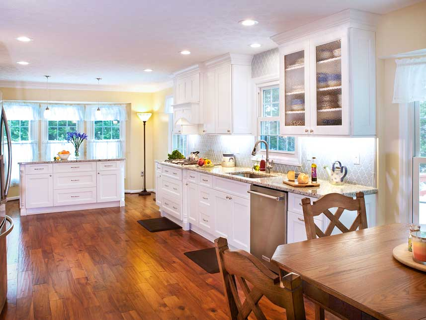 Elegant Kitchen Designs Bel Air Construction Maryland