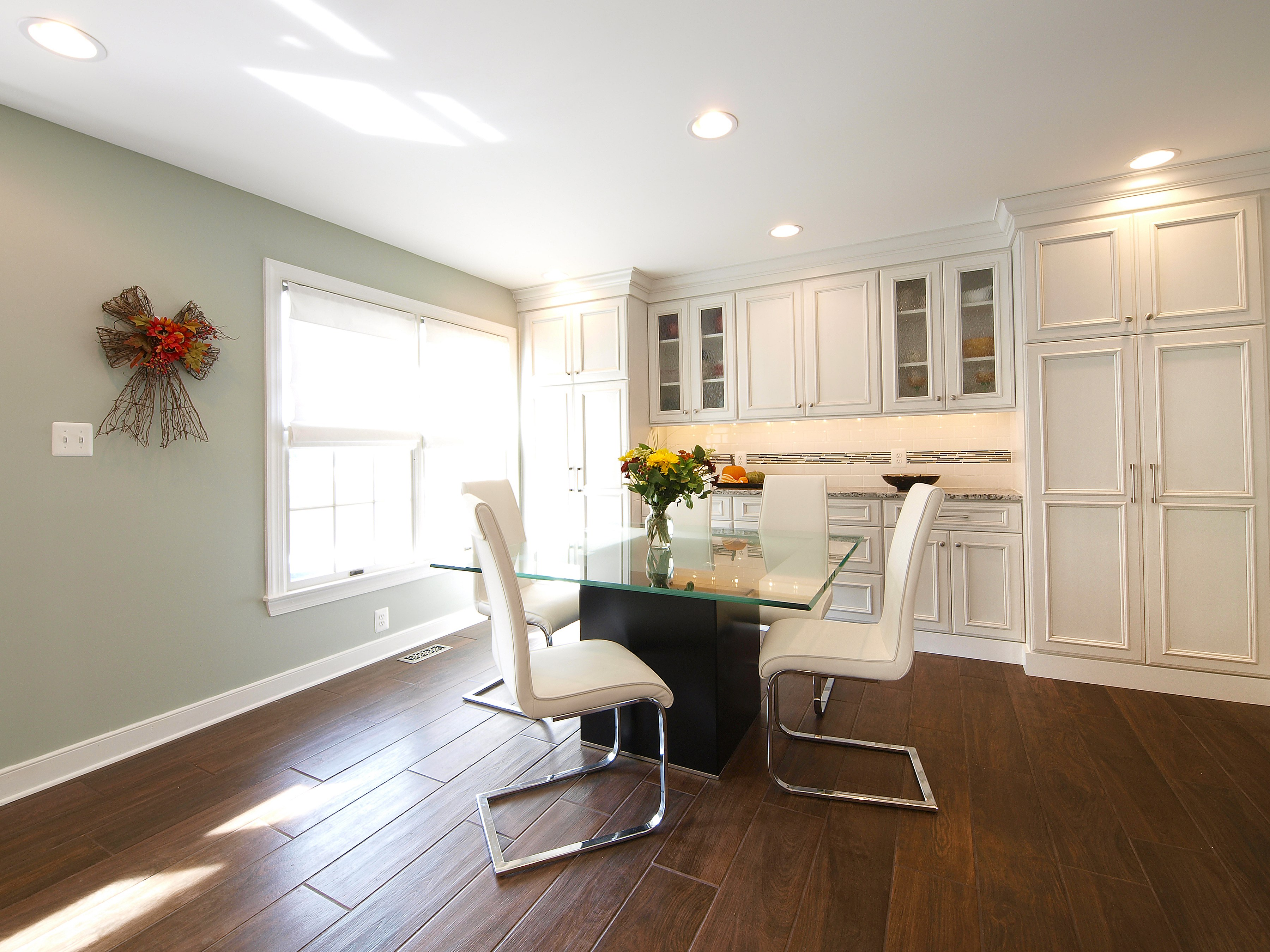 Unifying Three Rooms to Create an Open Floor Plan - Bel-Air ...