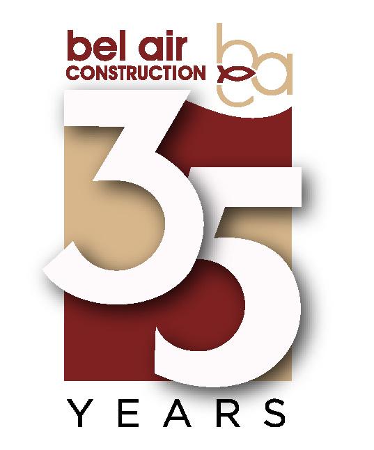 Celebrating 35 Years Bel Air Construction Maryland Baltimore