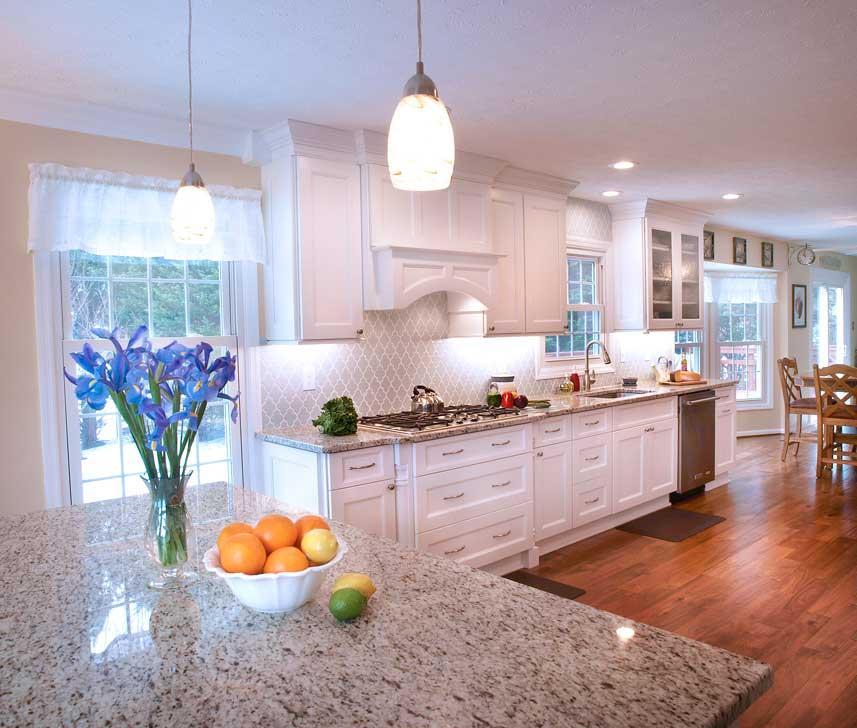 Elegant Kitchen Designs Bel Air Construction Maryland
